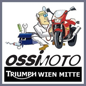 Ossimoto - Triumph World Wien Mitte
