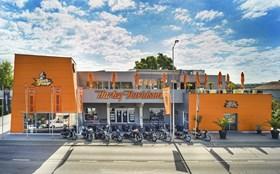 Harley-Davidson & Buell Graz Clocktower Motorrad GmbH