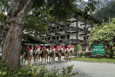 Motorrad Hotel Sporthotel Beck
