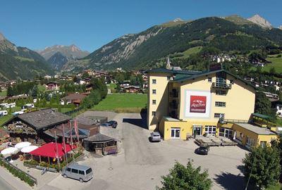 Motorrad Hotel AlpenParks Hotel Matrei