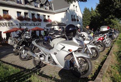 Motorrad Hotel Flair- & Berghotel Talblick