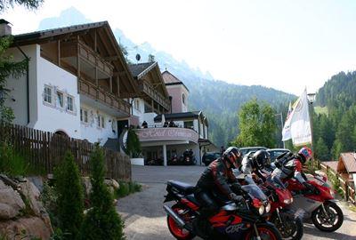 Motorrad Hotel MoHo Hotel Obereggen
