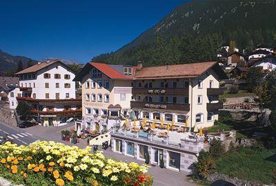 Motorrad Hotel MoHo Hotel Am Reschensee