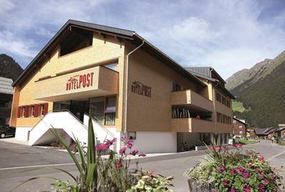 Motorrad Hotel MoHo Alpen Hotel Post