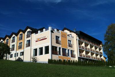 Motorrad Hotel MoHo Verwöhnhotel Rockenschaub