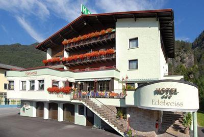 Motorrad Hotel Hotel Edelweiss