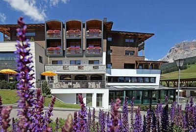 Motorrad Hotel MoHo Ciasa Soleil
