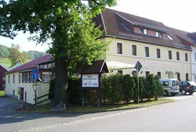 Motorrad Hotel Hotel-Gasthof Weigmannsdorf