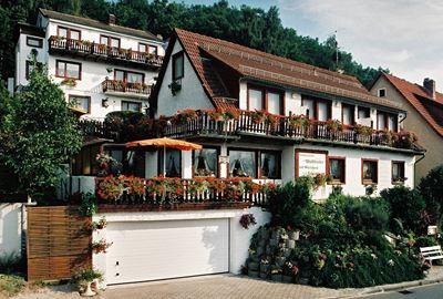 Motorrad Hotel Pension Waldfrieden - Fam. Andi Hickmann