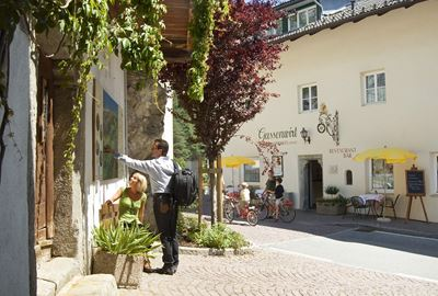 Motorrad Hotel MoHo Hotel Gasthof Der Gassenwirt
