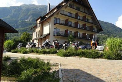 Motorrad Hotel Hotel Mangart Bovec