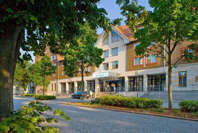 Motorrad Hotel HKK Hotel Wernigerode