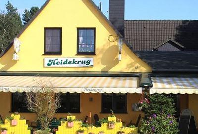 Motorrad Hotel Hotel & Gasthof Heidekrug