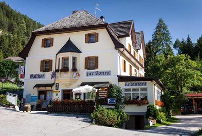 "Motorrad Hotel Gasthof ""Zur Sonne"" Albergo"