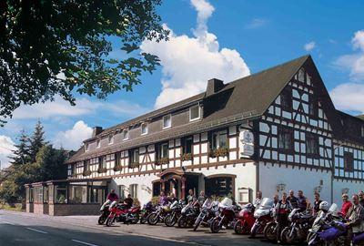 Motorrad Hotel Zum Wilden Zimmermann