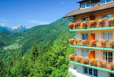 Motorrad Hotel MoHo Das Kärntner Motorradhotel Berghof Brunner