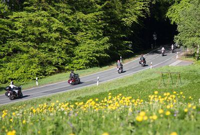 Motorrad Hotel Werrapark Resort Hotel Frankenblick