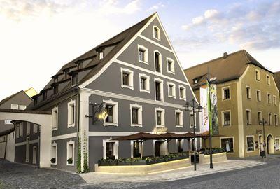 Motorrad Hotel Brauereigasthof Sperber-Bräu