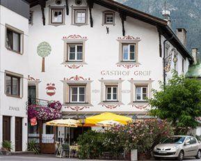 Motorrad Hotel Gasthof Greif