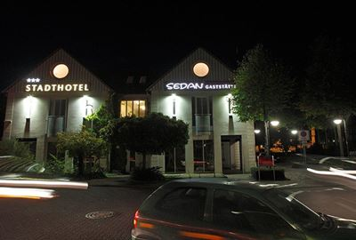 Motorrad Hotel Stadthotel Werther