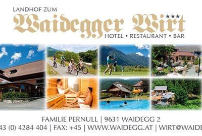 Motorrad Hotel Landhof zum Waidegger Wirt