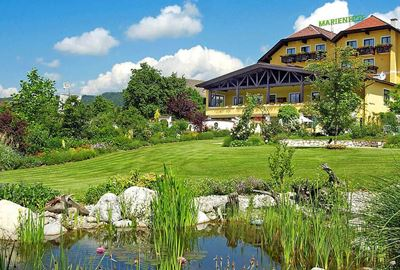 Motorrad Hotel MoHo Vitalhotel Marienhof