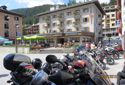 Motorrad Hotel HOTEL SPORT***Sup.