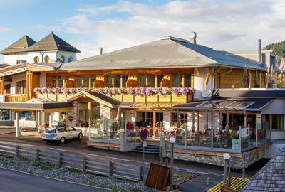 Motorrad Hotel Hotel Nassfeld & Restaurant