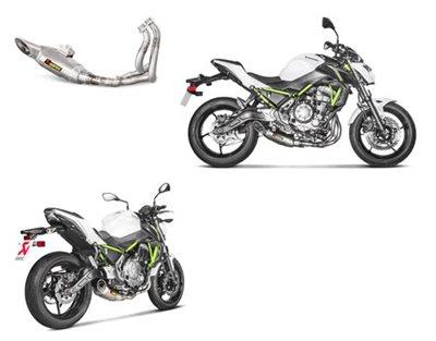 Akrapovic Neuheiten Fur Diverse Kawasaki Modelle