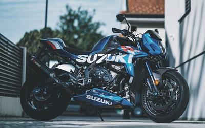 Suzuki Virus 1000 R TuneUp Projekt