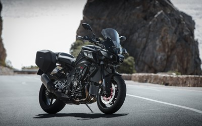 Yamaha MT-10 2017 Tourer Edition