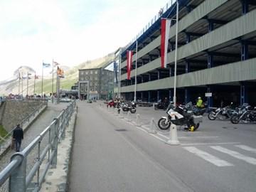 Motorrad Tour Großglockner Geburtstagstour Papi