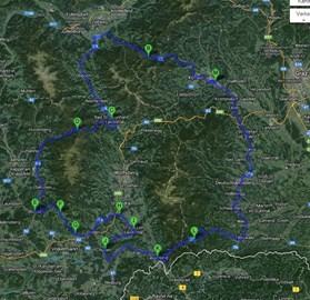 Motorrad Tour Gaberl - Klippitztörl - Diex - Griffner - Soboth