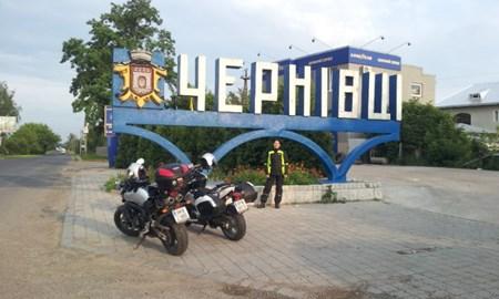 Motorrad Tour Osten 2013