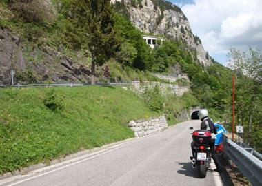 Venedig-Monte Grappa-Passo Rest