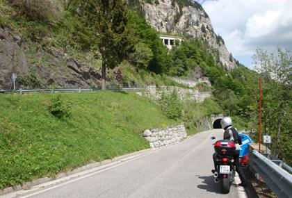 Motorrad Tour Venedig-Monte Grappa-Passo Rest