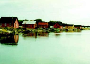 Motorrad Tour Denmark Herning - Humlum havn