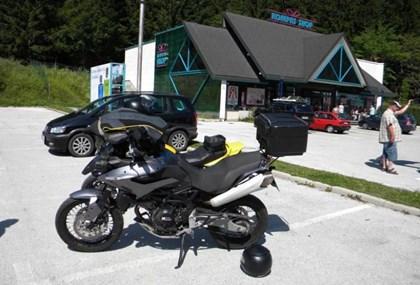 Motorrad Tour Triglav Nationalpark