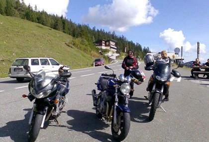 Motorrad Tour Hochkönig