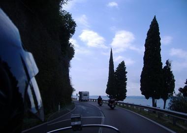 Motorrad Tour Südtirol und Dolomiten