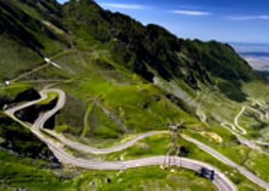 Ride in Romania