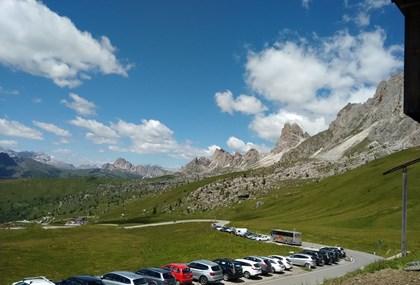 Motorrad Tour Mittlere Dolomiten-Venetien-Runde