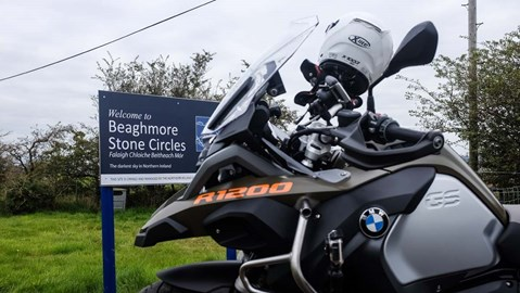Motorrad Tour Nordirland - Betriebsausflug 1000PS Tour 1