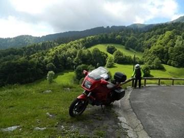 Motorrad Tour kastilien leon katalonien