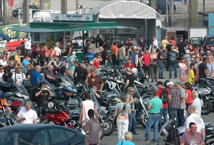 Motorrad Tour 1000 Wikinger & Meer