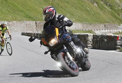 Motorrad Tour Tagestour und 1010 km_12 große Pässe