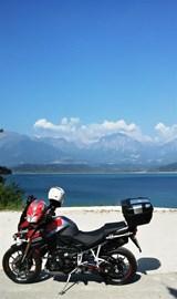 Motorrad Tour Kärnten ,Friaul Julisch Venetien , Venetien  , Oben drüber -unten herum -rundherum zurück
