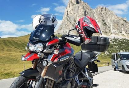 Motorrad Tour Nördliche Dolomiten Karnische Alpen