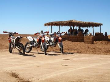Motorrad Tour Sand Special Training Marokko