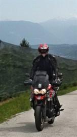Motorrad Tour BOZEN WÜRZJOCH FURKELPASS STALLERSATTEL SPITTAL